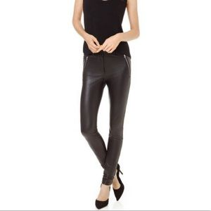 Wilfred Free Faux Leather Daria Legging